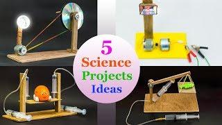5 School Science Project Ideas
