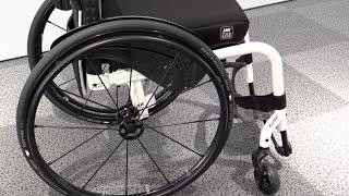Neu Sopur Xenon 2 Rollstuhl