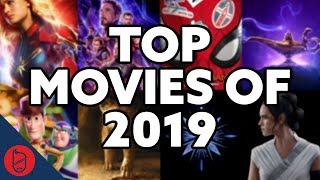 Ranking TOP Disney Movies of 2019