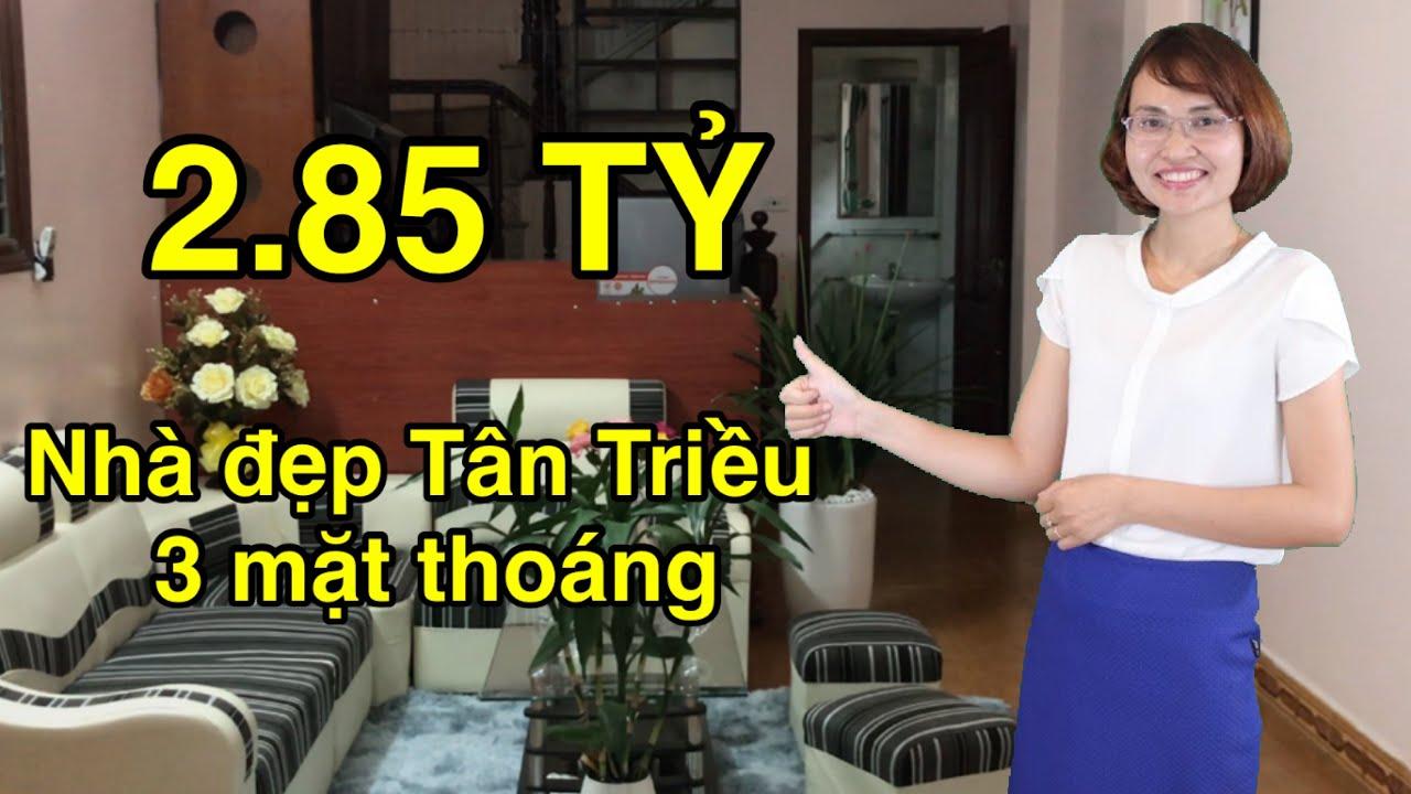 image Bán nhàTân Triều, nhà đẹp 3 mặt thoáng đầy đủ tiện ích cho vợ chồng trẻ   Nga Nguyễn Nhà Đất Hà Nội