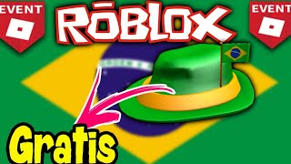 INTERNATIONAL FEDORA BRAZIL FREE IN ROBLOX FREE OBJECTS IN ROBLOX 2019
