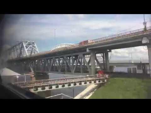Прибытие в Нижний Новгород на поезде