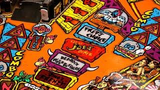 The Flintstones VPX Visual Pinball 10 Table (first look work
