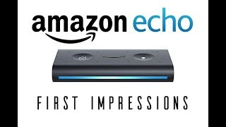 Amazon Echo Auto: First Impressions