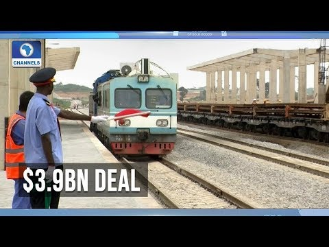 FG, China Firm Sign $3.9bn Deal For Abuja-Itakpe Railway Construction
