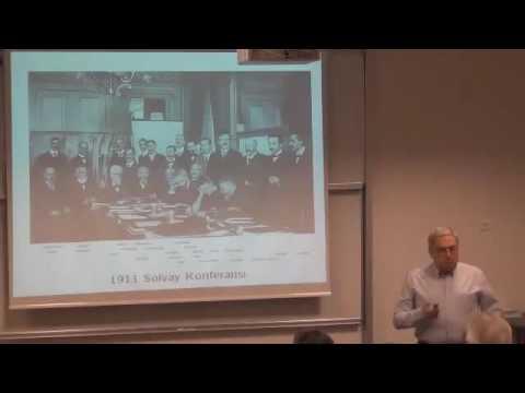 Koç Üniversitesi - Tekin Dereli - Einstein'ın 21. Yüzyıla Bıraktıkları 1