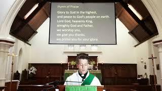 24th Sunday after Pentecost service at St. James' Anglican Church, Dandenong 15 Nov 2020.