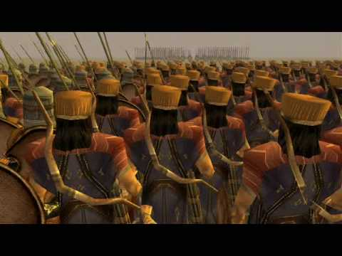 The GRECO PERSIAN WARS 3D Anim Battle Serie [preview 1]