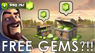 CLASH OF CLANS: FREE GEM GLITCH DISCUSSION IN COMMENTS - [MARCH 2018]