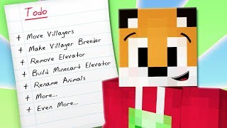 Minecraft | SO MANY CHORES | Foxy's JAVA Survival [125]