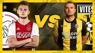 DANI HAGEBEUK (AJAX) VS PASKIE ROKUS (VITESSE) | POULE A | SPEELRONDE 3 | XBOX