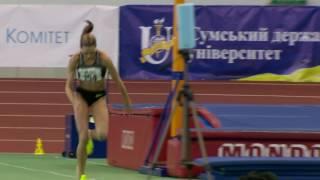 Легкая атлетика. Зимний ЧУ-2017. Сумы. Тройной прыжок. Финал