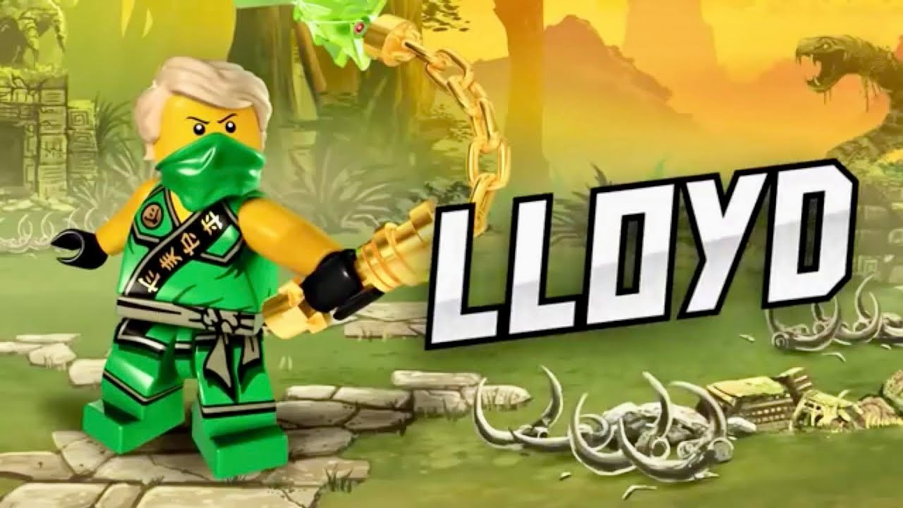 Ninjago | Lloyd 2015! Official Video Character [HD] - YouTube