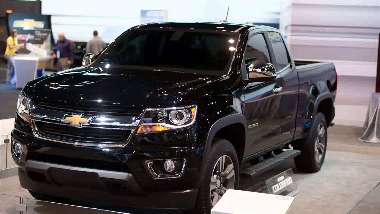 Chevy Colorado Diesel Release Date >> 2015 chevy colorado - YouTube