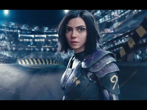 【NG】來介紹一部小姐你那個好大的電影《艾莉塔:戰鬥天使 Alita:Battle Angel》