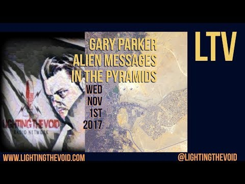 An Alien Message With Gary Parker