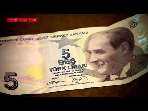 TURKISH LIRA'S DROP IS COVERED IN WORLD MEDIA