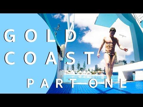 INSIDE THE ATHLETE VILLAGE | Gold Coast 2018 | Tom Daley