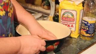 Как сделать вкусные вареники с капустой(вареники с капустой - рецепт как делать вареники с капустой - рецепт от ПапсуевойОльги., 2014-01-05T09:20:58.000Z)