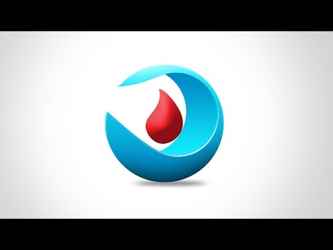 How to make logo design in photoshop cs6