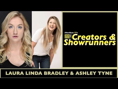 Laura Linda Bradley & Ashley Tyne Interview | AfterBuzz TV's Creators & Showrunners
