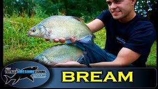 Float Fishing for Bream with Sweetcorn - The Totally Awesome Fishing Show