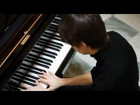 Ravel Jeux d'eau - Patrick Milne piano