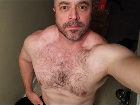 Hairy Ugly Man 33