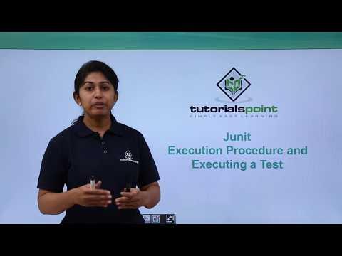 JUnit - Execution Procedure and Executing Test