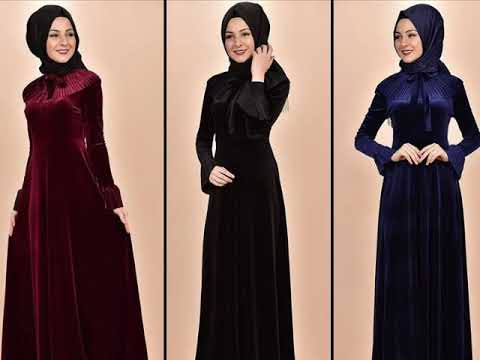 f36632fc2 ازياء تركية للمحجبات أجمل و أروع موديلات ملابس 2018 - YouTube