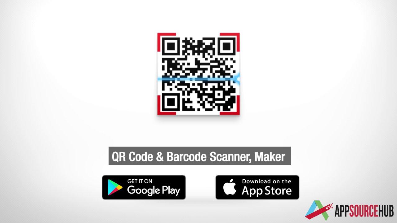 QR & Barcode Scanner - by AppSourceHub - #17 App in QR Code Scanner
