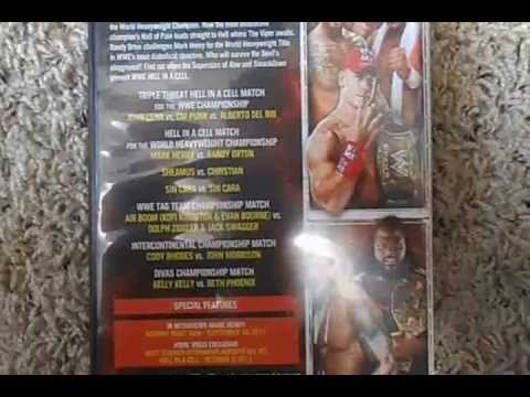 WWE TNA DVD UPDATE 2010 THROUGH 2013 (CRAP THIS WAS A LOT OF WORK!!)