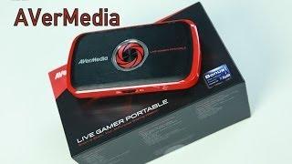 AVerMedia Live Gamer Portable обзор устройства для стримминга игр