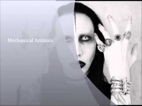 Marilyn Manson Coma White