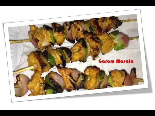 Chicken Tikka Home made ..By Garam Masala
