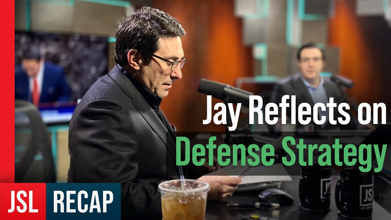 Jay Back in Studio - Reflecting on the Senate Impeachment Trial - ACLJ