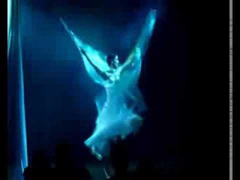la Danse des 7 Voiles au Kalinka
