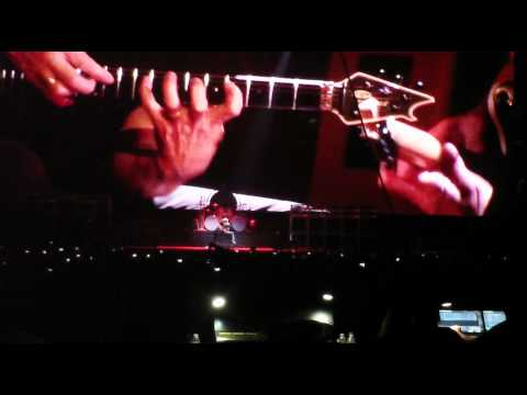 Van Halen: Eruption - Greensboro Coliseum Complex, 4/21/2012
