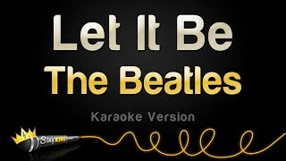 The Beatles - Let It Be (Karaoke Version)