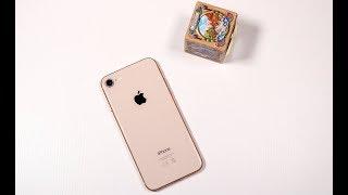 مراجعة هاتف iPhone 8