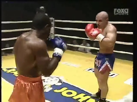Michalis Zambidis vs Headhunter (2005)