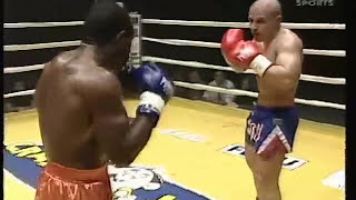 Michalis Zambidis vs Stanley Nandex Headhunter (2005)