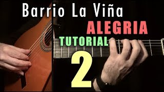 Pulgar Exercise - 28 - Barrio la Viña (Alegrias) by Paco de Lucia