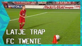 Latjetrap bij FC Twente | ZAPPSPORT
