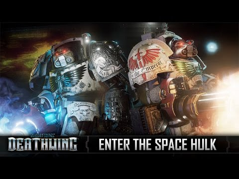 Space Hulk: Deathwing - Enter the Space Hulk - Trailer