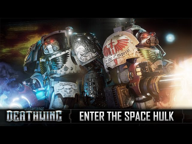 Space Hulk: Deathwing (видео)