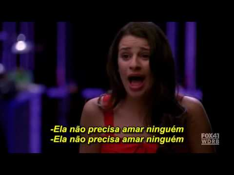 Poker Face - Glee (Legendado - Traduzido)