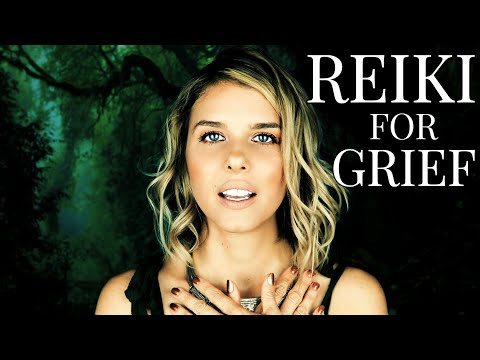 Reiki for Loss & Grief/ASMR Energy Work with a Reiki Master/Support for a Heartache and Trauma