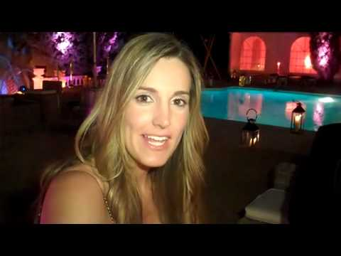 Crystal Cam VLog #10:  Cannes Film Festival 2010 Wall Street 2 Party Meet and Greets