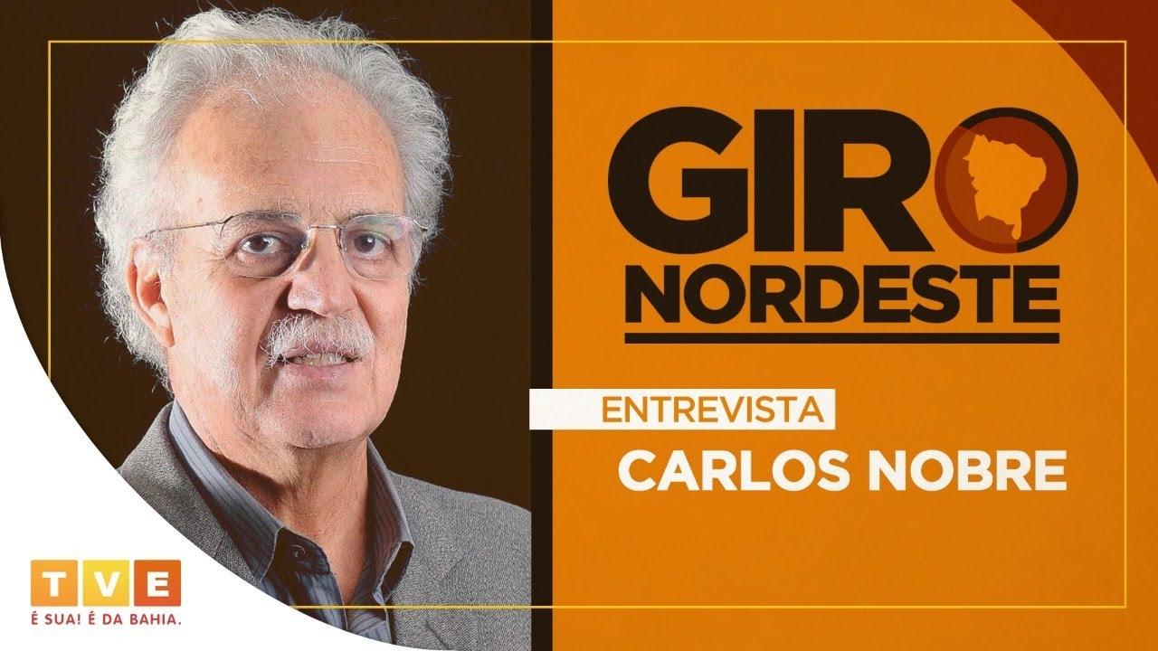 🔴 AO VIVO | CARLOS NOBRE NO GIRO NORDESTE